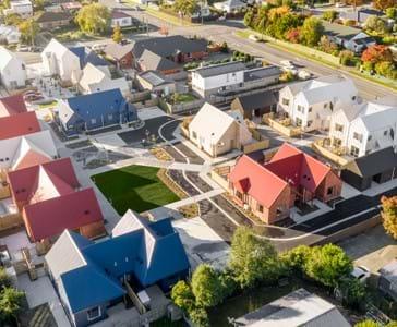 Rangiora Social Housing Development